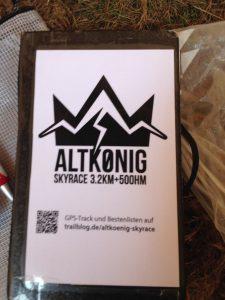 altkönig skyrace teilnehmerbuch